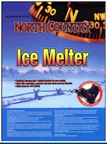 North Country Ice Melter